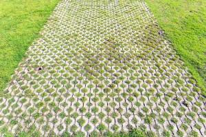 beton gyeprács burkolat