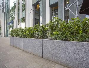 Leier beton virágláda