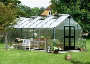 házilagos üvegház építés