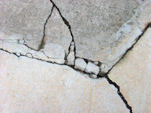 térkő lerakása beton burkolatra