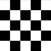 sakktábla térkő minta