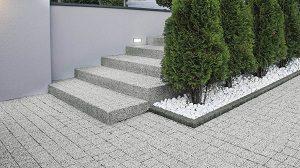 Semmelrock Naturo lépcső és térburkolat